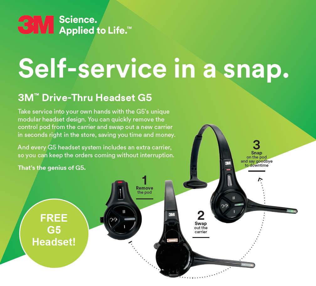 3M Self-service in a snap.