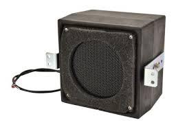 3M Speaker Assembly, Duplex, 5 in